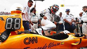 Zak Brown habla del debut de Alonso en las 500 de Indy