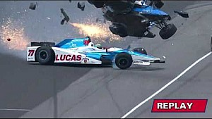 Dixon accidente curva 1