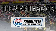 The Starting Grid: 600 miles at Charlotte Motor Speedway
