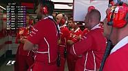 2017 Monaco GP Sıralama -Q3'te Son 3 Dakika