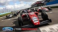 British F4 2017: A VR/360 experience | F4 British Championship | Ford Performance