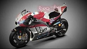 Sistema de frenos Brembo en MotoGP