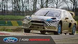 Fine-Tuning the Focus RS RX: Suspension | Chasing the championship | Ford Performance