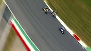 Pertarungan panas lap terakhir Moto2 Mugello