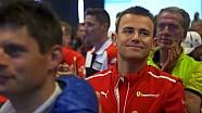 La junta de pilotos de las 24 horas de Le Mans