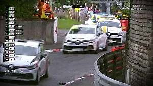 Coupe de France Renault Clio Cup : Pau - Course 2 (2017)