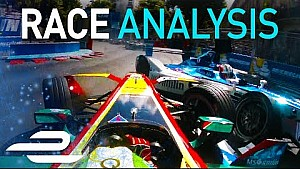 Di Grassi's Nightmare Race: Paris Analysed - Formula E