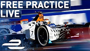 Watch free practice 2 live from Berlin! - Formula E - Sunday