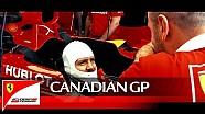 Гран Прі Канади - Відразу за стартом