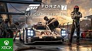 Le trailer de Forza Motorsport 7 à l'E3