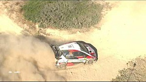 WRC - 2017 Rally Italia Sardegna - Day 4 part 1