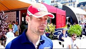 Le Mans 24 Saat 2017 -  Stefan Mucke röportajı