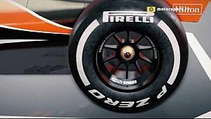 F1 McLaren Honda MCL32 Canadian GP update