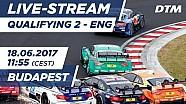 DTM на Хунгарорингу - Кваліфікація гонки 2