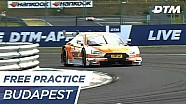 Top 3 free practice 2 - DTM Budapest 2017