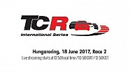 2017 Hungaroring, TCR raund 12