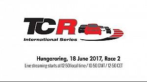 2017 Hungaroring, TCR raund 12
