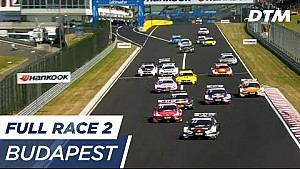 DTM Budapest 2017 - Race 2 (Multicam) - Re-live (English)