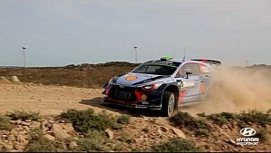 Rally Italia Cerdeña mejor de: Polvo