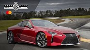 Meet the stunning Lexus LC 500