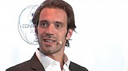 Jean Eric Vergne at the 2017 FIA sport conference