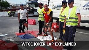 Joker lap explained by Tom Coronel in Vila Real Portugal, WTCC race 2017
