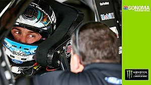Tony Stewart offers his take on JGR's racing strategy