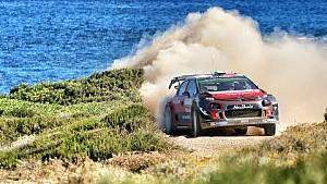 Le résumé du Rallye de Sardaigne de Citroën
