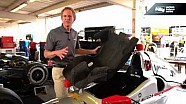 IndyCar 101 with Professor B: Driver Seat Technology