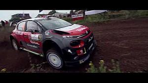 Rallye Polen: Citroen Racing