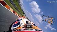 Marquez - Pole Position Lap - Sachsenring 2016