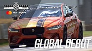 Jaguar Project 8 - Festival of Speed 2017
