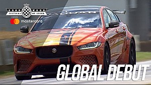 Goodwood: Jaguar Project 8