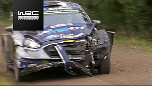 【WRC】ラリー・ポーランドSS21:ハイライト