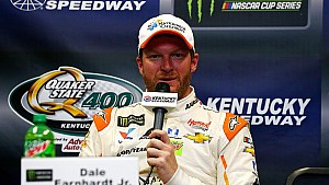 Dale Jr.: 'Matt's going to have a job' next year