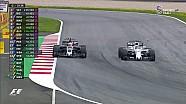 Avusturya GP Sıralama - Magnussen'in Durduk Yere Kırılan Süspansiyonu