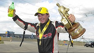 Make that win No. 5 for Steve Torrence
