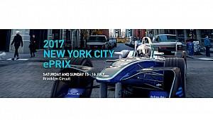 Sıralama turları - New York ePrix