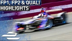 Résumé des essais de l'ePrix de New York (samedi)