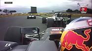2017 Britanya GP - Ricciardo Pist Dışına Çıktı