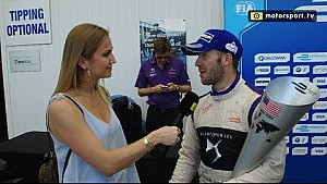 Motorsport Report - NYC ePrix, Post Race Sunday