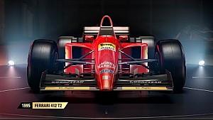 F1 2017 Coches clásicos - Scuderia Ferrari