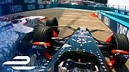 30+ overtakes compilation! Qualcomm New York City ePrix race 1&2 - Formula E