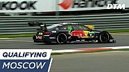 Top 3 qualifying 1 - DTM Moscow 2017
