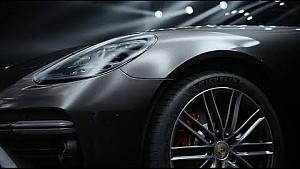 The new Panamera Sport Turismo – Design experiment.