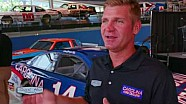 Clint Bowyer's Darlington throwback paint scheme to honor Nascar Hall of famer Mark Martin