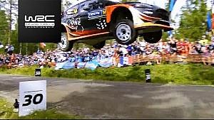 WRC - Rally de Finlandia 2017 - Día 3, parte 2