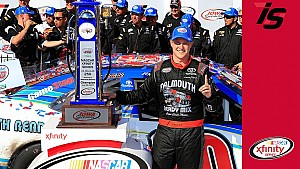 Race Recap: Ryan Preece victorious at Iowa