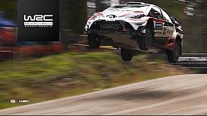 Rallye Finnland: Sieger Esapekka Lappi
