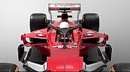 F1 in 3D: De halo voor 2018